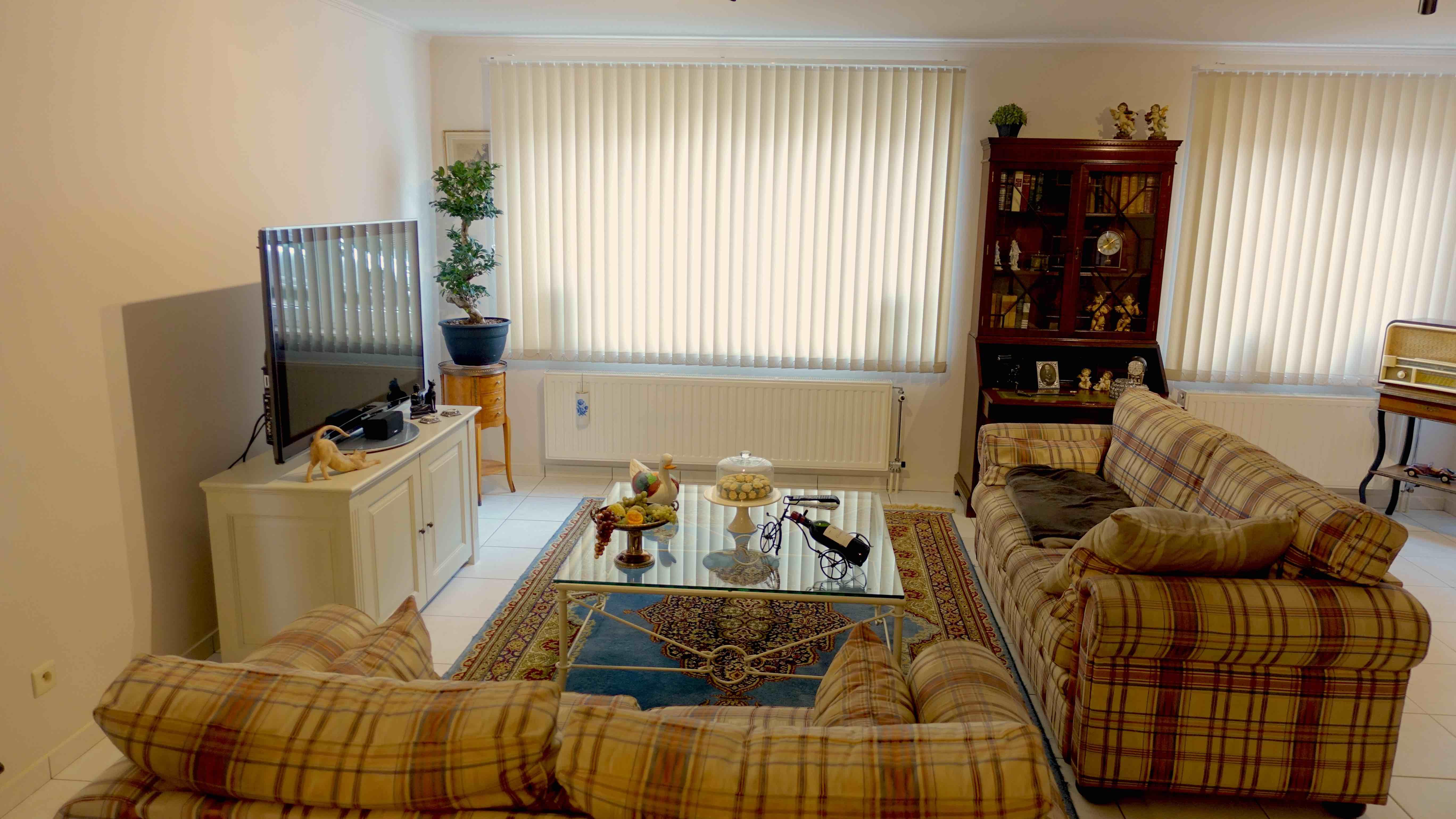 Gelijkvloers appartement met 2 slaapkamers